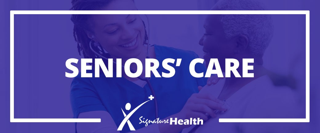 Calgary Seniors' Care Walk-In Clinic
